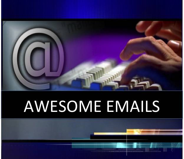 awesome email tips