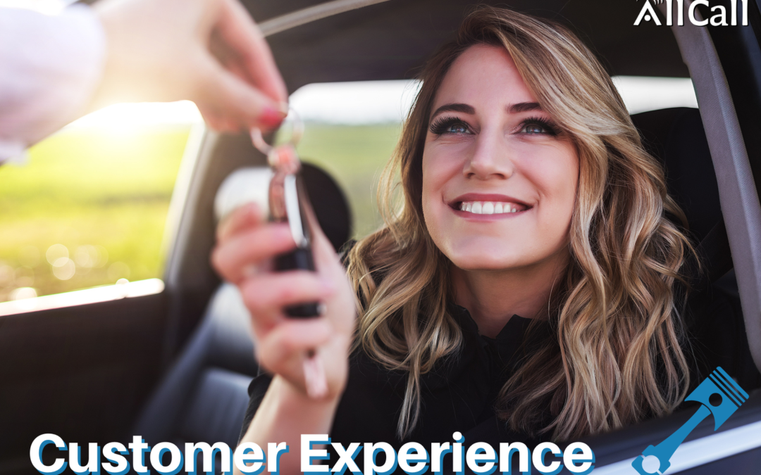 Eight Cylinders of the BDC: Customer Experience